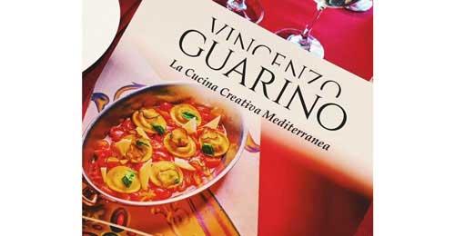 """Sorrento, il 27 marzo """"La cucina creativa mediterranea"""", il libro dello chef Guarino e Pasta Leonessa"""