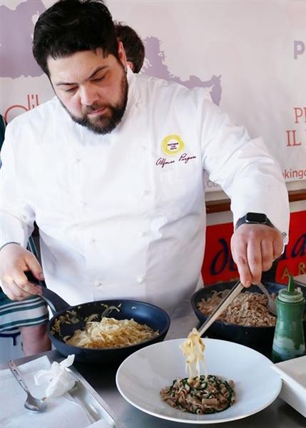 Al Mediterranean Cooking Congress