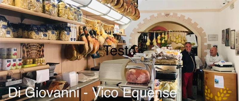 #SorrentoCoast #VicoEquense #DiGiovanni #PastaLeonessa #TypicalFood