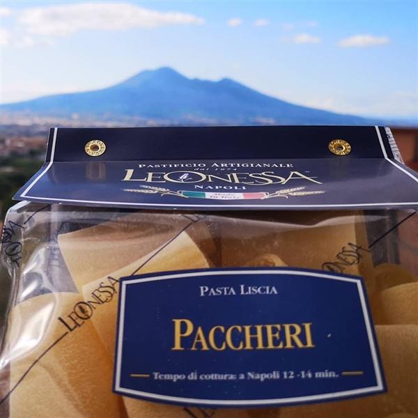 la migliore #ricetta? #Paccheri Leonessa, #Vesuvio e #sapienzanapoletana...  #PastaLeonessa #pasta #leonessa #food #napoli #naples #pastificio #artigianale #pastafresca  www.pastaleonessa.it