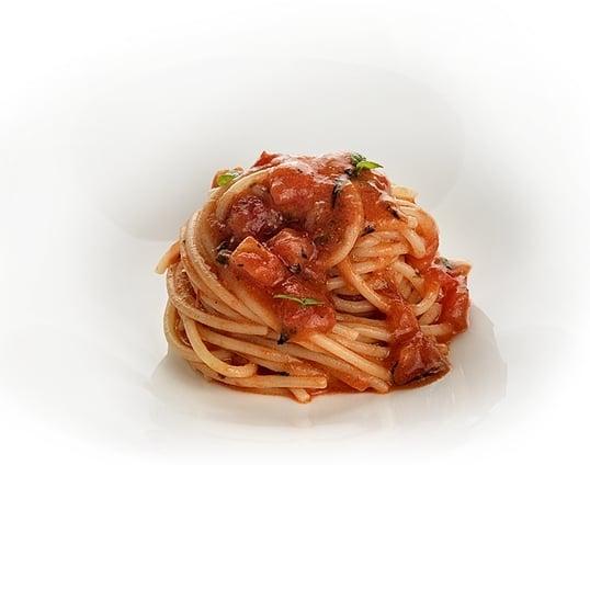 #zucchine, #spaghetti Leonessa e tanto gusto! ecco la #ricetta per preparare uno Spaghettino alla #Nerano rossa, dal calendario Leonessa 2017 (mese di aprile).  #ingredienti 350g Spaghettino Leonessa... #PastaLeonessa #pasta #leonessa #food #napoli #naples #pastificio #artigianale #pastafresca #sapienzanapoletana