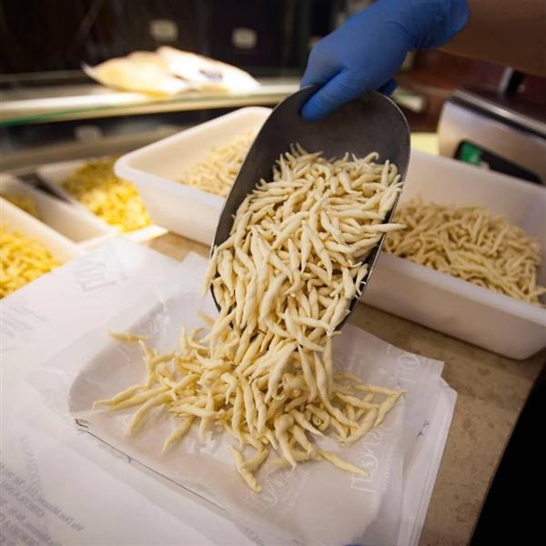 Buon inizio settimana con TrofieFresche PastaLeonessa PastificioArtigianale Naples cosa abbinare? Sul sito www.pastaleonessa.it trovate i suggerimenti degli chef