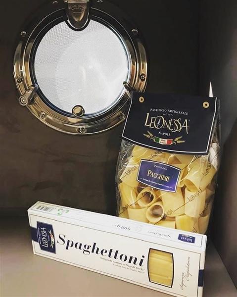 Pasta Leonessa on board! Pronti per la navigazione con la nostra ricetta napoletana #Naples #PastificioArtigianale #pastaleonessa #Sapienza Napoletana