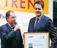 Pastificio Leonessa win prize in Bologna