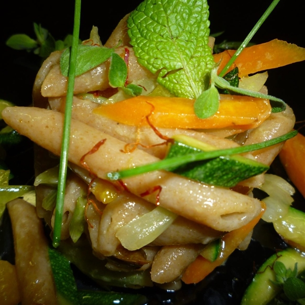 Pennette Fibrella con verdure all