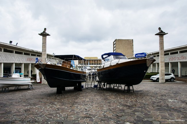 Nauticsud 2016 - 250 barche in mostra, attesi oltre 50.000 visitatori