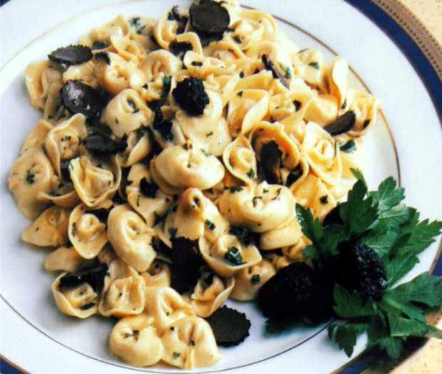 Tortellini Mignon al tartufo nero di Norcia